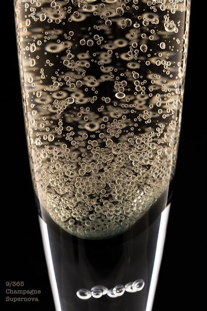 9/365 Champagne Supernova