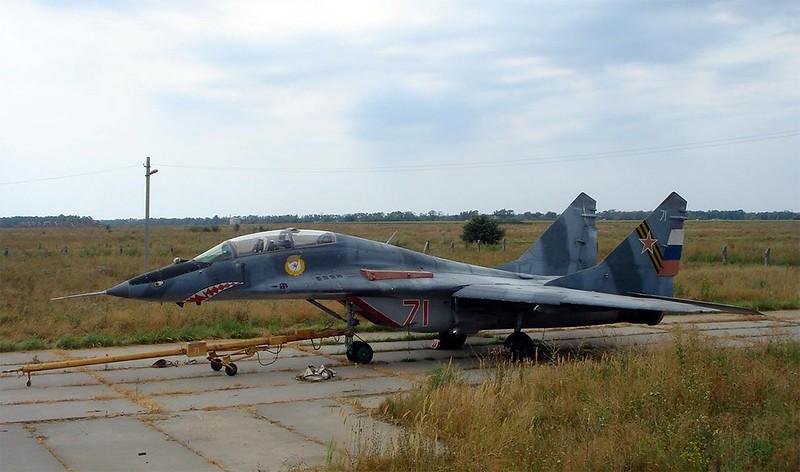 МиГ-29УБ Фулкрум 2