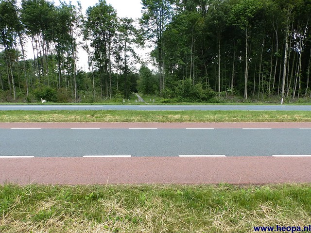 12-06-2014 Dronten Roggebotzand  20 Km (37)