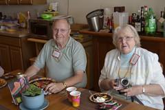 Paul Wolfe & Marlene Bireley