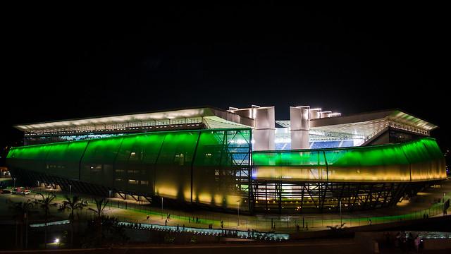 Arena Pantanal (Cuiabá, MT, Brasil)