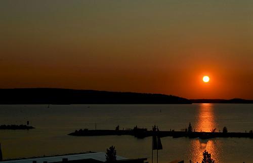 supershot coth auringonlasku sunset suomi sky taivas järvimaisema heijastus reflections nikon scape views waterscape d3200 nikond3200 europe finland summer lake