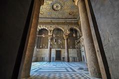 Madrassa of Sultan al-Zahir Barquq - Qalawun complex