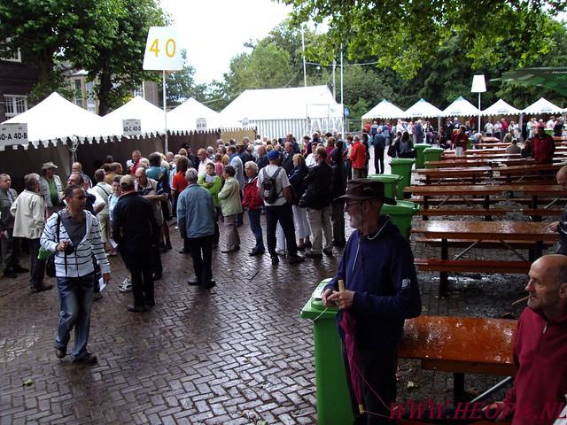 19-07-2009    Aan komst & Vlaggenparade (2)