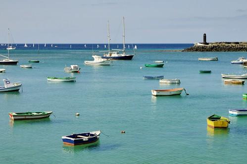 Boats of Many Sizes