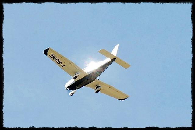 11 - Aérodrome de Coulommiers-Voisins Avion à moteur