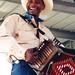 Music at 1999 Festivals Acadiens, Girard Park, Lafayette, LA