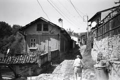 The backstreets of Veliko Tarnovo