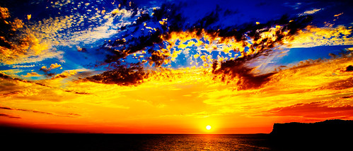 sunset sky españa paisajes sun color sol clouds atardecer landscapes twilight spain skies seascapes olympus nubes cielos ocaso menorca marinas balearicislands islasbaleares saturatedcolors em5 coloressaturados amazingskies cielosespectaculares cloudsscapes lacovadenxoroi olympusem5 olympusm14150