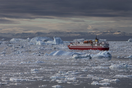 Arctic Umiaq line | by Greenland Travel