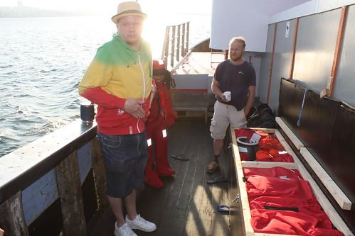 Freedom flotilla 3