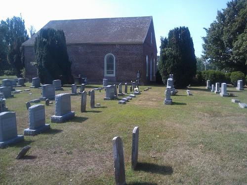 cemetery churches maryland somersetcounty westover rehobeth nationalregister nationalregisterofhistoricplaces makemie francismakemie