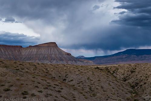 Mount Garfield Dusk | by IntrepidXJ
