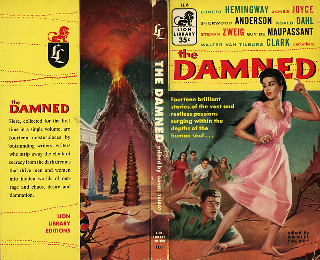 Lion Library LL6 - Daniel Talbot - The Damned