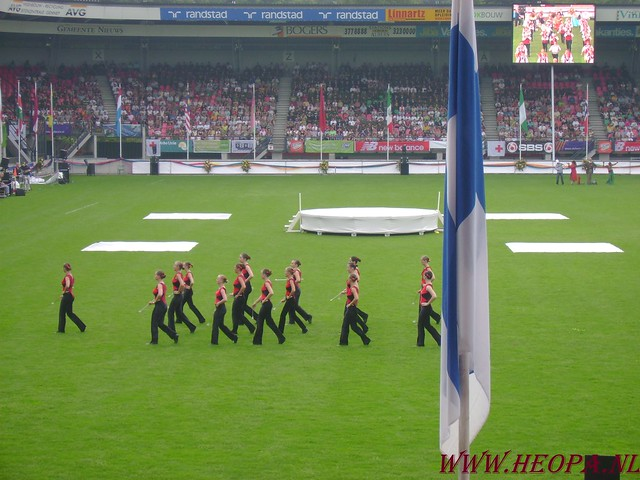 2007-07-16 Startbewijs op halen en vlaggen parade. (56)