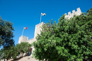 Castillo de San Jorge   by JaviCarrasco
