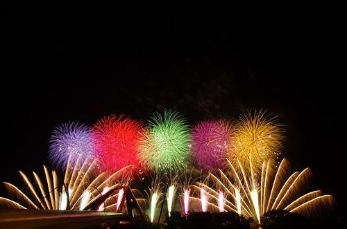 2014 豊田おいでん祭り花火 Toyota Oiden Festival 2014 | by ELCAN KE-7A