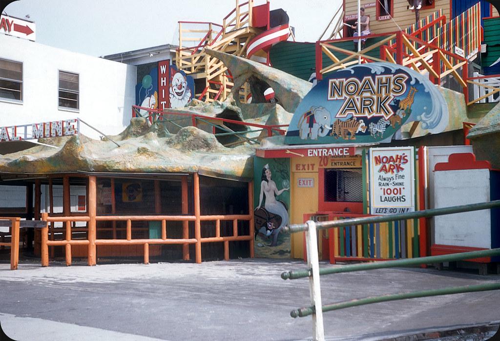 Noah's Ark, Old Orchard Beach, Maine – 1956