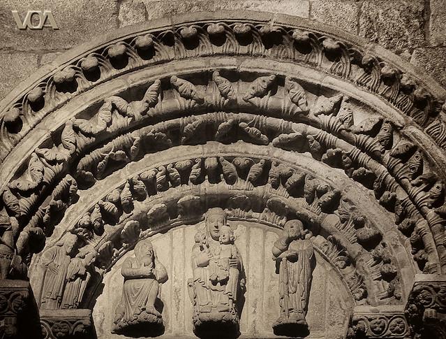Cathedral of Santiago, Galicia - Chapel