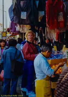 Erwischt!!!  San Francisco - Chinatown -1