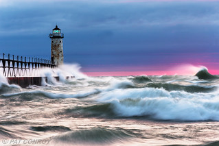 Manistee Lighthouse - 5444 (7-27-2014) | by westmichigan