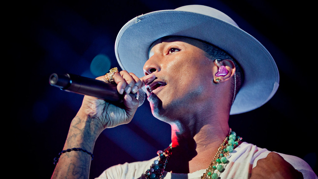 El músico ganador del premio Grammy Pharrell Williams