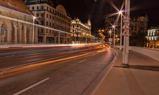 Night traffic | by Tomislav C.