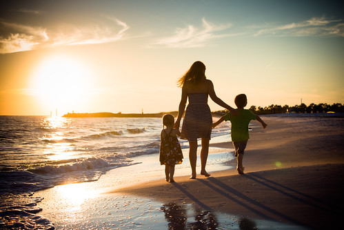 Family Sunset | by Rob Briscoe