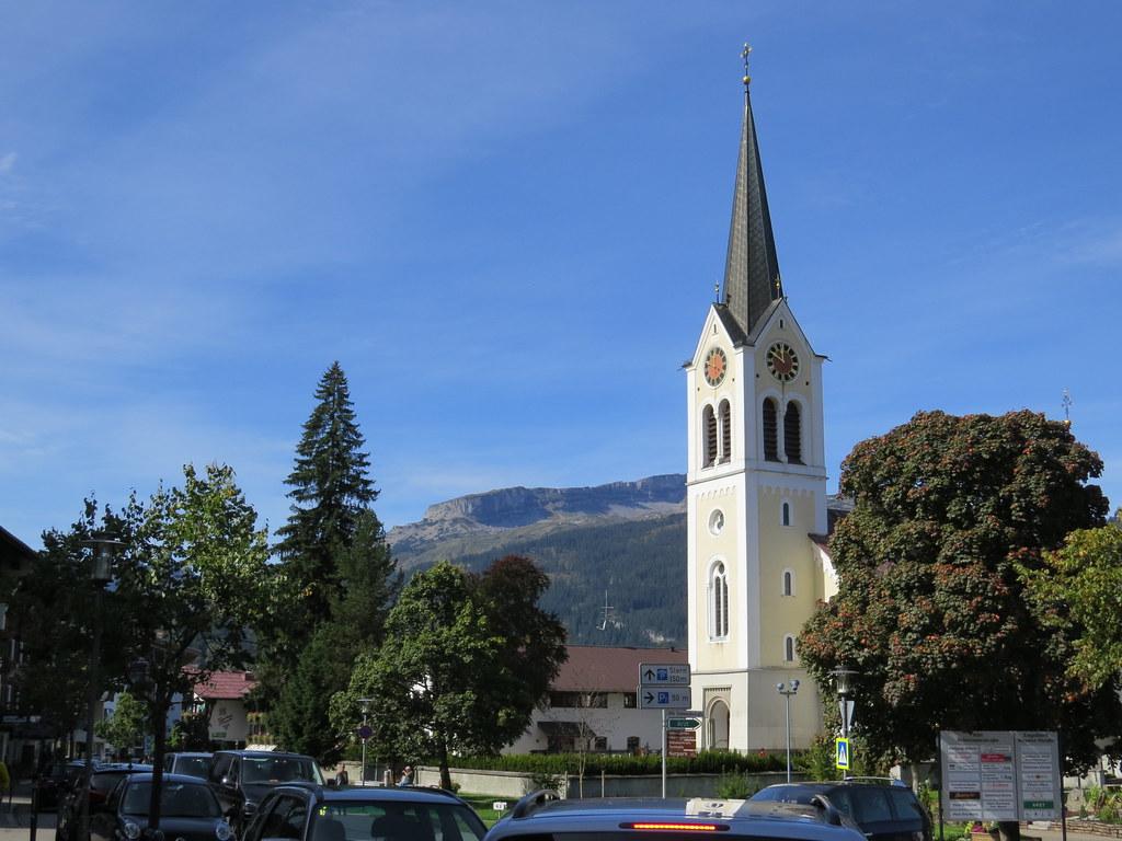 Kleines Walsertal, Austria