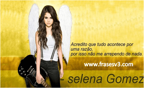 Frases De Selena Gomez Acredito A Photo On Flickriver