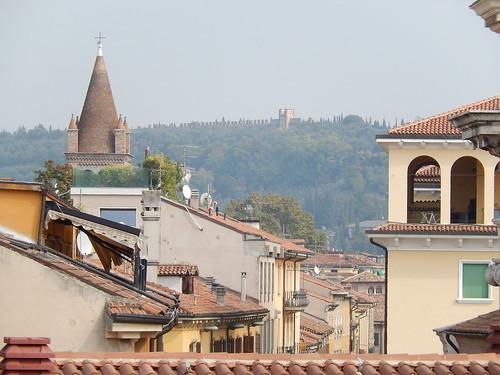 Verona - vanaf de Arena