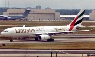 A6-EAE Frankfurt 9 June 2001