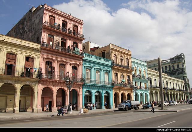 Paseo de Martí, Havana, Cuba
