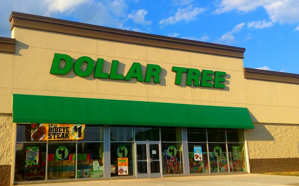 Dollar Tree dealt a blow to George Washington diehards in its Thursday earnings report.