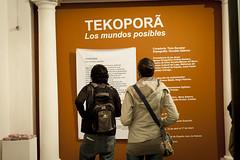 Exposición Tekopora