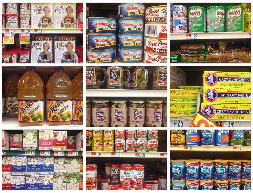 dailyBOS_061814   Porter Square: Star Market shelves   k
