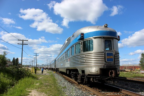 Via Rail Tail Car Yoho Park | by Michigan Central Lines