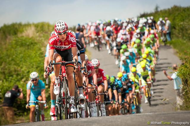 The Peleton - Tour de France