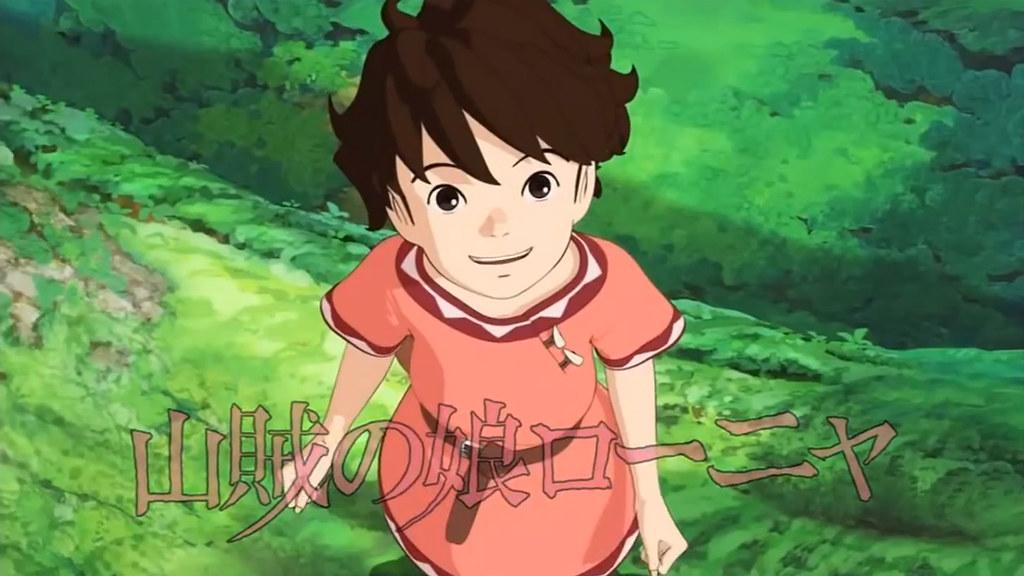 140715(3) - 堅持走自己的路、「宮崎吾朗」監督3DCG動畫《強盜的女兒 – 隆妮雅》將在10月開播!