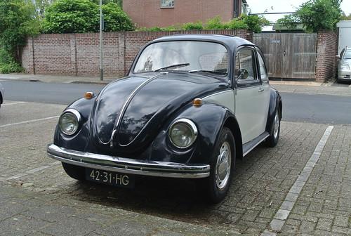 Volkswagen Kever | by kentekenman