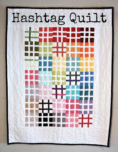 Hashtag Quilt Title | by Sarah.WV