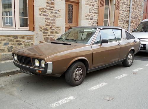 Renault 17 TS   by Spottedlaurel