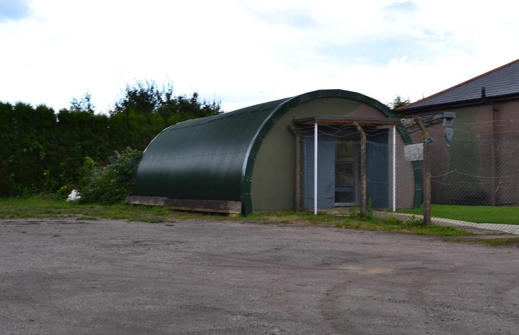 Airfield Hut