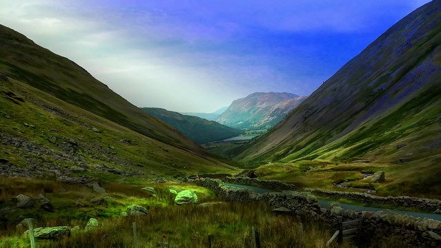 Kirkstone Pass Cumbria