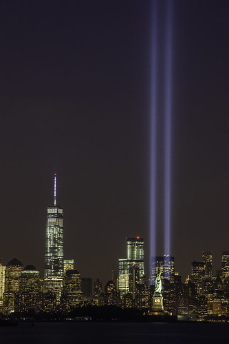 September 11th Tribute In Light 2014 New York City | by Anthony Quintano