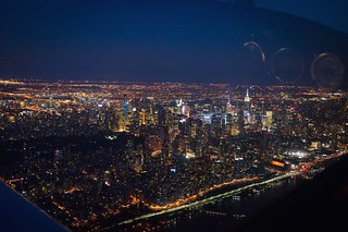 NYC Skyline from 1500ft