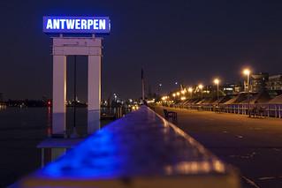 Antwerp by night | by Oli4.D