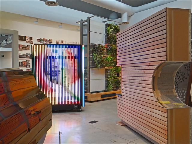 Eléments d'architecture : revêtements de façade (Biennale d'architecture 2014, Venise)