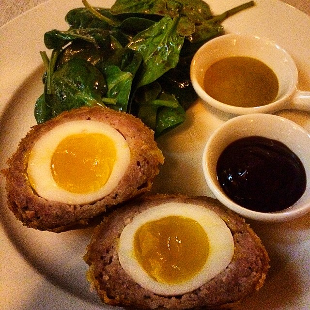 Image result for Baked Scotch Eggs