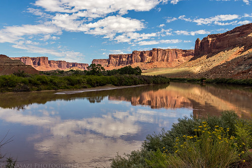 Green River Reflection | by IntrepidXJ